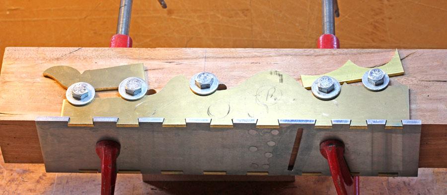 15 Peening clamped up.jpg