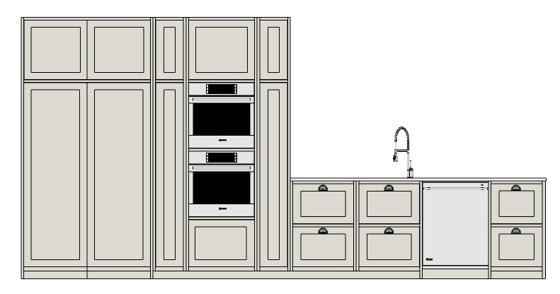 cooker & pantry wall framed units.jpg