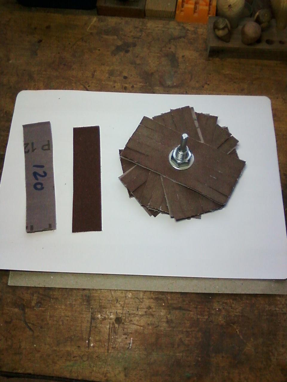 Sanding Flapwheel (home made).jpg