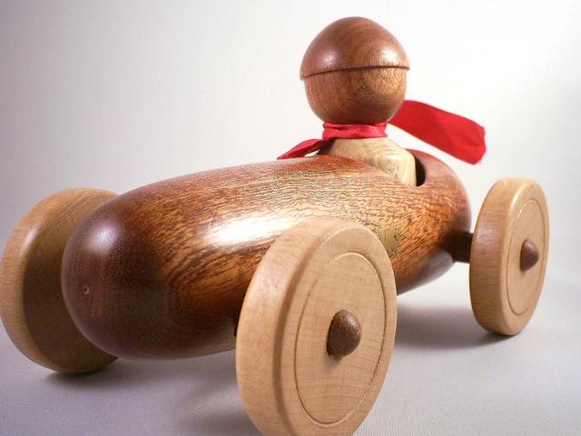 wooden car front.JPG